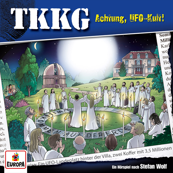 Achtung, UFO-Kult!